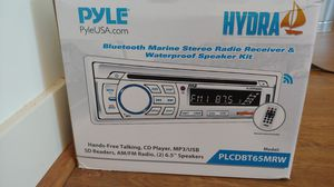 Pyle Marine Stereo for Sale in Winchester, VA