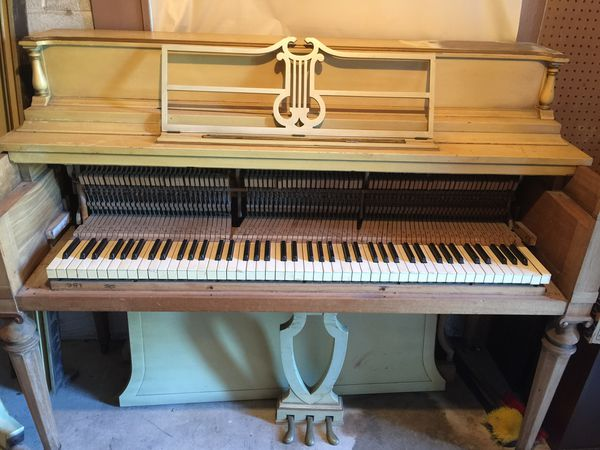 Upright Piano - Chickering