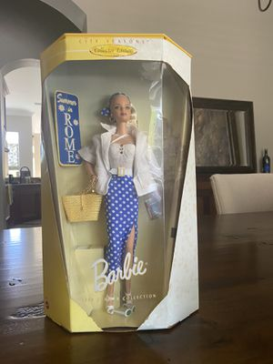 Barbie Collector's Edition 1999 Summer in Rome for Sale in West Palm Beach, FL