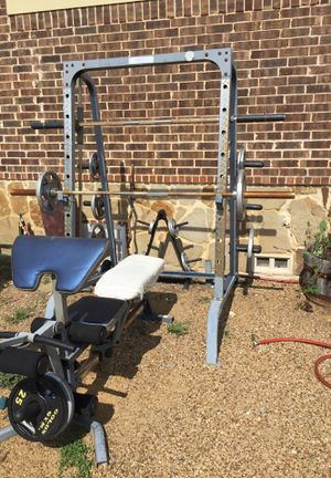 weight set for Sale in Waxahachie, TX