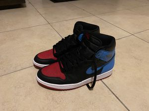 Jordan 1 UNC to Chicago looking for trades for Sale in Houston, TX