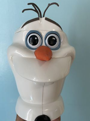 Disney Olaf cup for Sale in Santa Fe Springs, CA