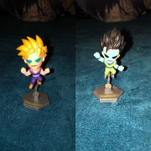Anime Dragon Ball Z Gohan small figure toy stand for Sale in Rialto, CA