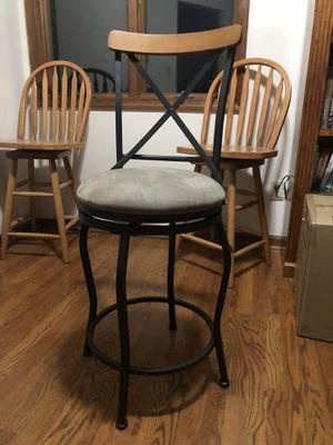 Oil Rubbed Bronze Adjustable Stool for Sale in Stephenson, VA