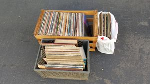 Old vinyl records for Sale in Fullerton, CA