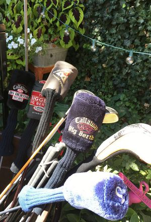Assorted old school golf clubs for Sale in Potomac, MD