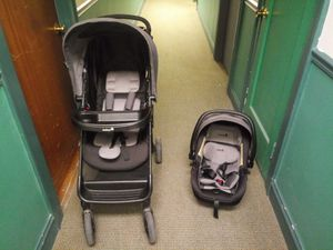 Stroller carseat combo with warranty for Sale in Normal, IL
