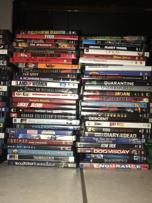 bunch of DVDs!!! for Sale in Poway, CA