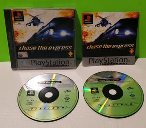 Playstation 1 PS1 PSX IMPORT Chase the Express (PAL Format) for Sale in Reinholds, PA