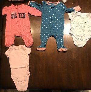 New born clothing for Sale in Beaverton, OR
