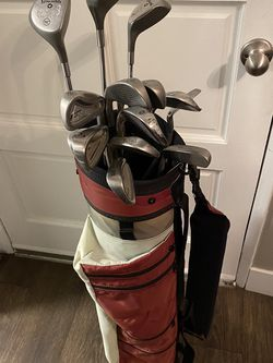 Complete Golf Set With 14 Clubs And Bag for Sale in Los Angeles,  CA