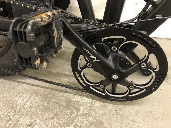 Dual Electric &/Or Pedal Bike $2300