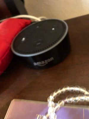 Alexa echo dot and fire tv stick for Sale in Spanaway, WA