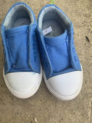 Cat and Jack Toddler Shoes Size 7 for Sale in Takoma Park, MD