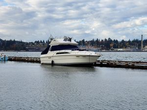 34' 1987 Sea Ray Sport Fisherman for Sale in Port Orchard, WA