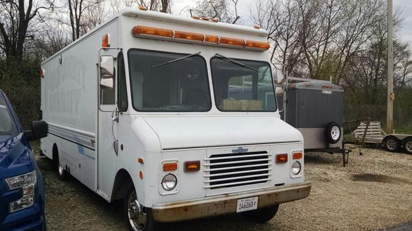 Chevy Grumman Kurbmaster for Sale in Addison, IL - OfferUp