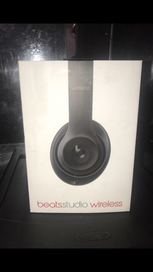 Beats studios wireless for Sale in Cleveland Heights, OH
