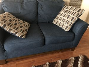 Ashley couch set with carpet for Sale in Concord, CA