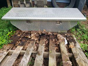 Angled Aluminum Truck Tool Box for Sale in Murfreesboro, TN