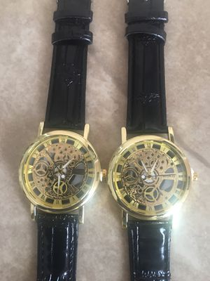 Mechanical face watches for Sale in Oxon Hill, MD