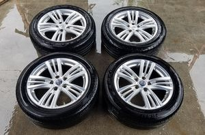 """2014 INFINITI Q50 SEDAN 17"""" INCH WHEELS RIMS WITH TIRE for Sale in Fort Lauderdale, FL"""