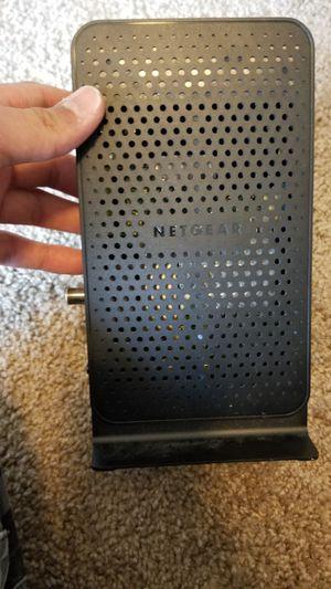 Netgear modem router n600 for Sale in Pembroke Pines, FL