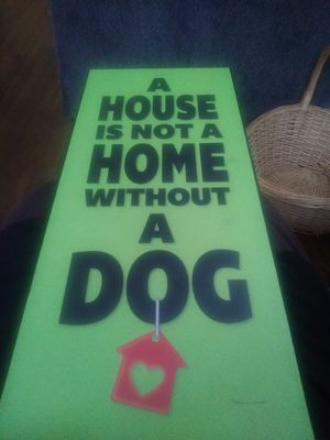 Dog signs for Sale in North Tonawanda, NY