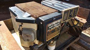 GENERAC RV generator NP55G for Sale in Jacksonville, TX