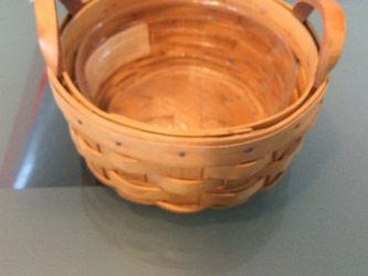 Longaberger Basket for Sale in Camano,  WA