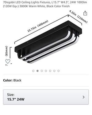 LED light fixture for Sale in Philadelphia, PA