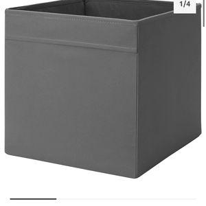 Ikea Grey Storage Bins for Sale in Las Vegas, NV
