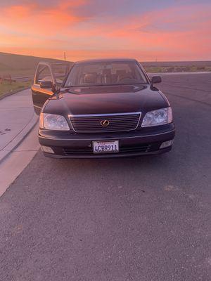 1998 lexus ls400 for Sale in Antioch, CA
