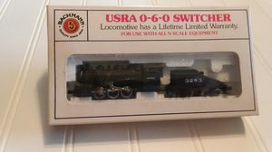 USRA 0-6-0 Switcher made by Bachmann for Sale for sale  Tumwater, WA