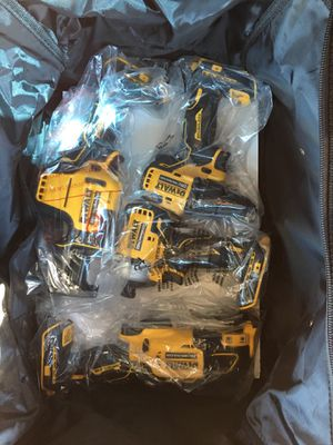DeWALT 4 tool set+two 2/ah battery's & charger for Sale in Carmichael, CA