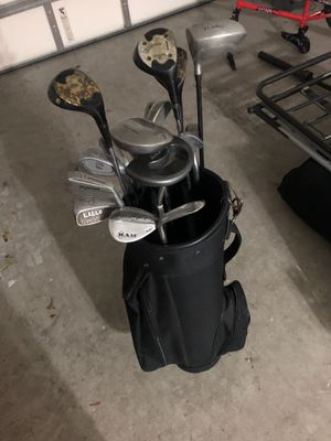 Mid condition golf clubs. Different brands for Sale in US