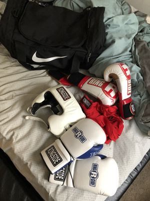 Boxing gear for Sale in Hilliard, OH