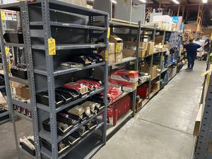Bolt up Metal shelving for Sale in Houston, TX