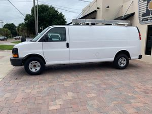2015 Chevy Express 2500 Long wheelbase 98k for Sale in Tampa, FL