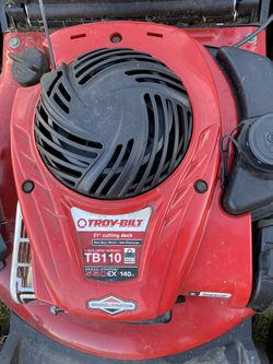 Troy Bilt Tb110 Push Lawnmower for Sale in Tacoma,  WA
