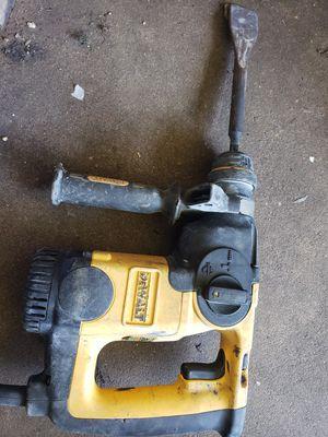 De WALT Hammer drill for Sale in Conroe, TX