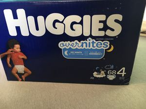Huggies overnites for Sale in Palmdale, CA