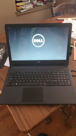 "16"" Dell touchscreen laptop for Sale in Southgate, MI"
