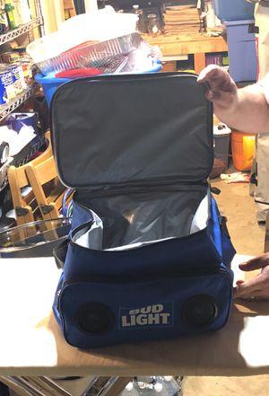 Bud light speaker cooler for Sale in Silver Spring, MD