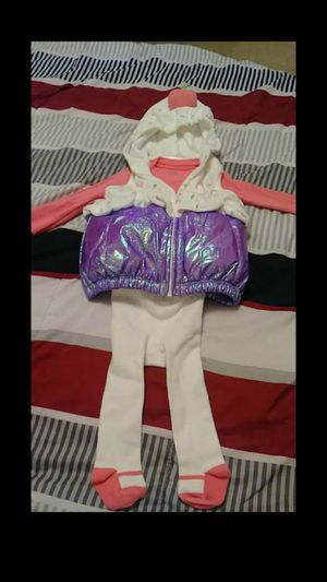 $5.00 Cupcake Halloween Costume Size 3-6 Months for Sale in Tempe, AZ