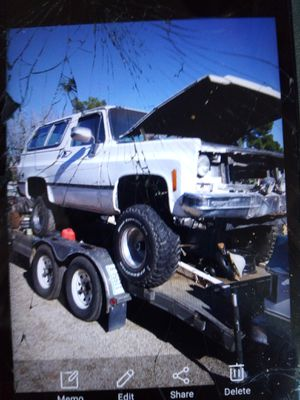 Chevy Blazer 4x4 for Sale in Tucson, AZ