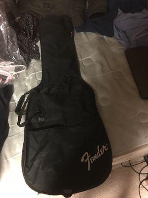 Fender electric guitar case for Sale in Burke, VA