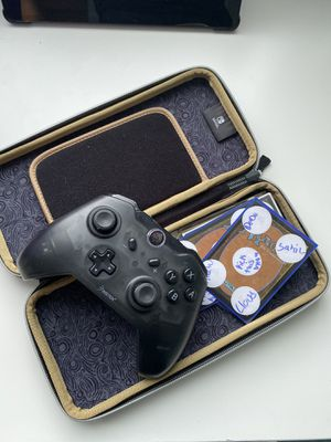 Controller and case for Sale in Cleveland, OH