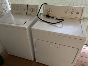 Kenmore washer and dryer for Sale in Rancho Cordova, CA