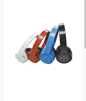 Stereo Headphone With Bluetooth Wireless Technology for Sale in Hialeah, FL
