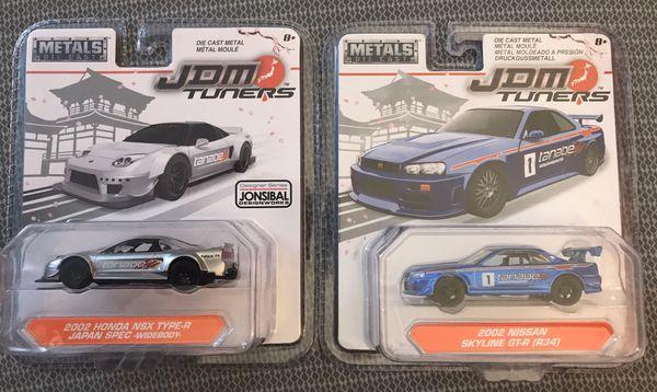 JDM Tuners Skyline/NSX lot